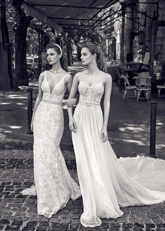 30 prachtvolle Brautkleider von Galia Lahav – Eleganz, Romantik ...