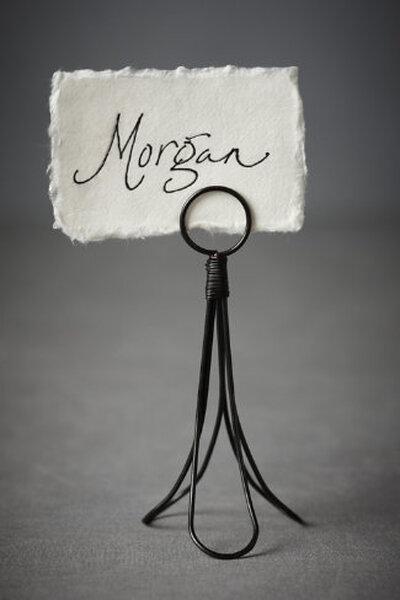 Schöne Tischkärtchen für Ihre Hochzeitsfeier
