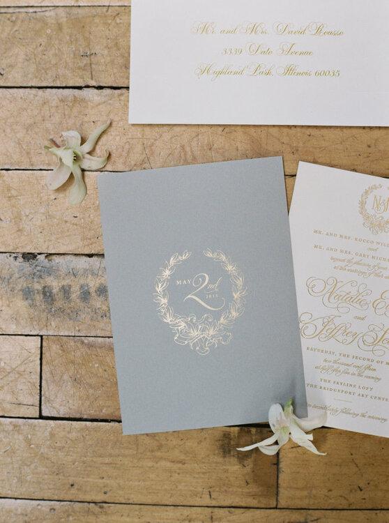 Invitaciones de boda 2016 con detalles en color gris las ideas ms invitaciones de boda 2016 con detalles en color gris las ideas ms sofisticadas altavistaventures Image collections