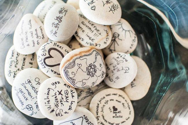 Super Originele ideeën voor het gastenboek op jouw bruiloft! @PJ75