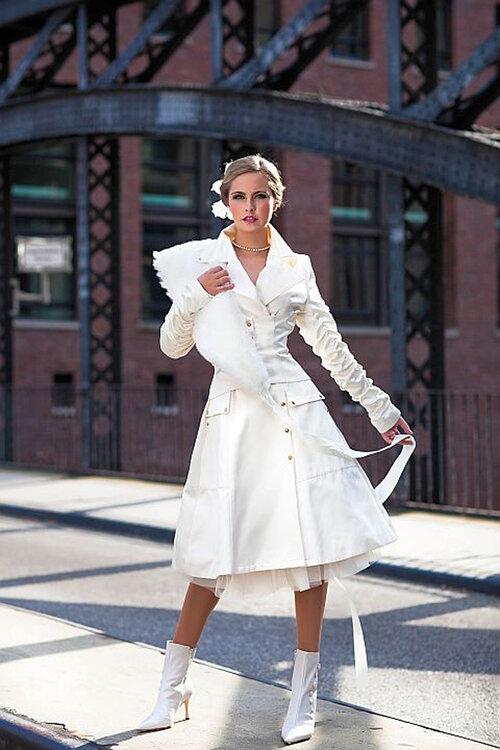 Brautkleider von Ella Deck 2016 – Exklusive Braut Couture aus Hamburg!