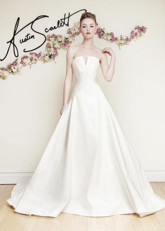 Trägerlose Brautkleider 2016: Wir zeigen Ihnen unsere zeitlosen ...