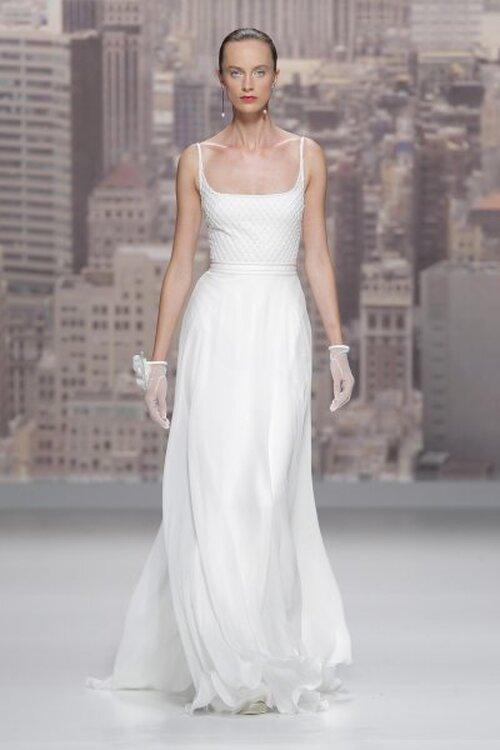 Brautkleider der neuen Kollektion von Rosa Clará: Fühlen Sie sich ...