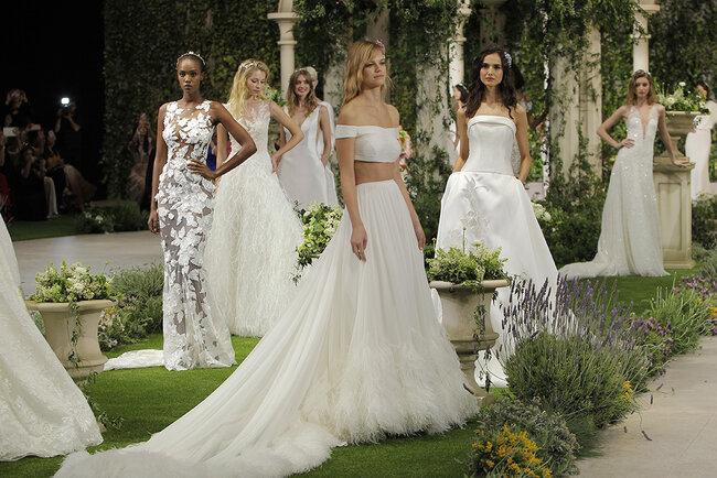 Tendencias 2019 vestidos de novias