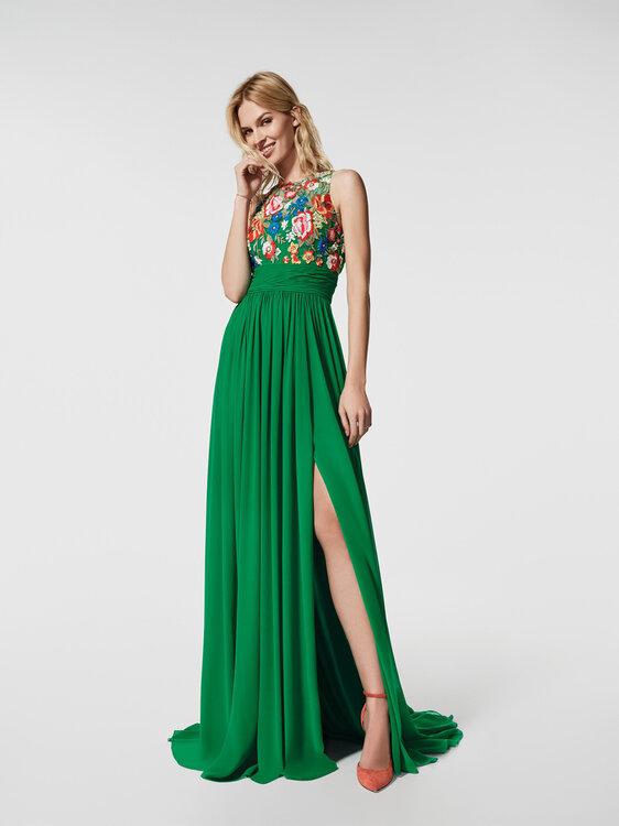 free shipping 180bd 93981 Vestito verde cerimonia online – Vestiti da cerimonia