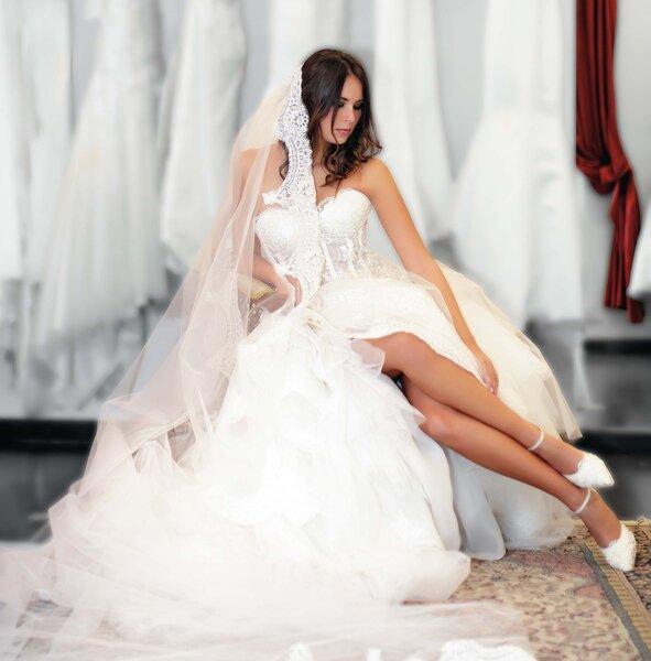 Un meraviglioso modello de Le Spose di Ravel