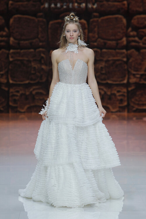 Inmaculada Garcia Wedding Dresses 2019: Beautiful Designs With Lots ...