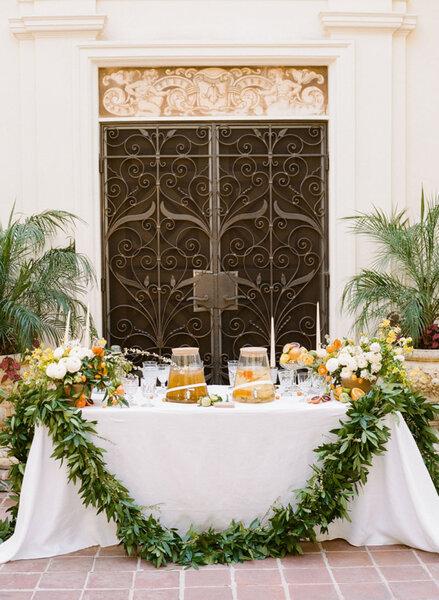 Guirnaldas de flores para decorar tu boda una apuesta - Decorar tu boda ...
