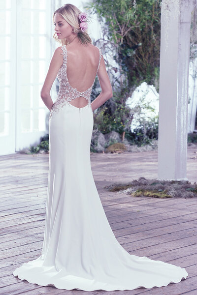 Andie, Maggie Sottero.