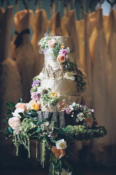 A fairy tale cake!