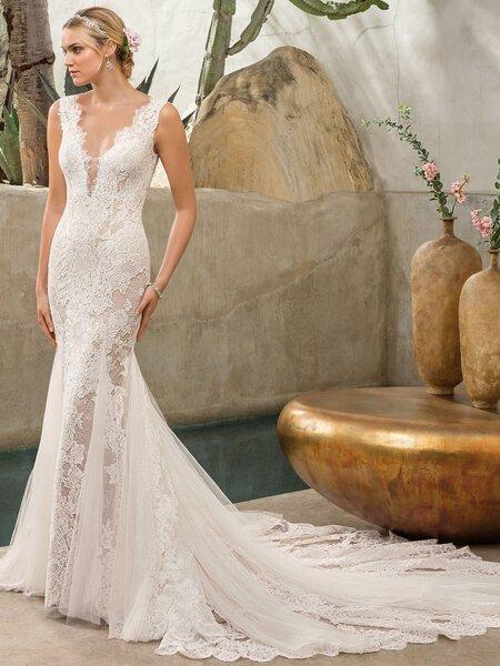 Vestidos de novia corte sirena: El toque sexy que tu boda necesita