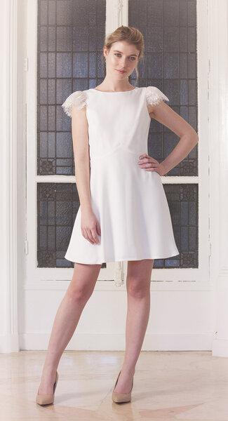 HARPE, Printemps Mariage, La petite robe blanche