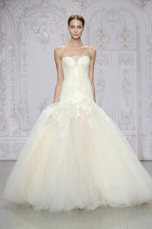 Brautkleider-Kollektion von Monique Lhuillier 2016: Einfach nur ...
