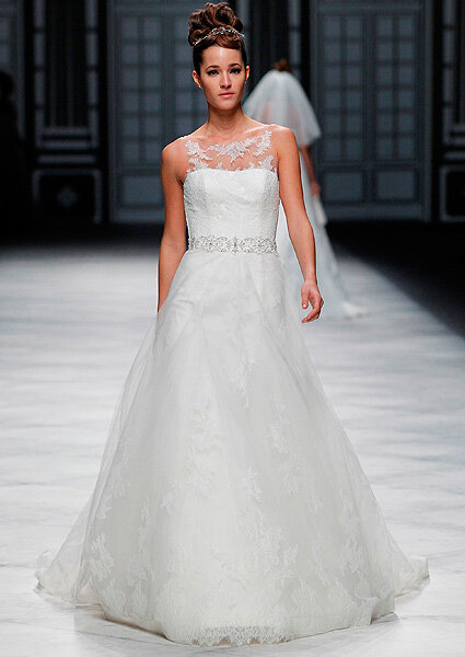 La Sposa 2013 wedding dress