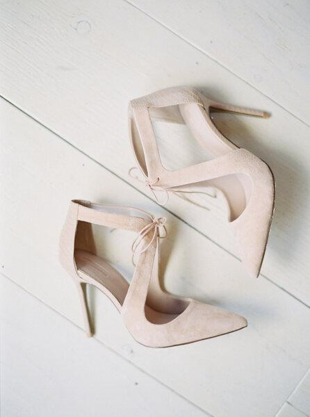 Zapatos de novia 2017.
