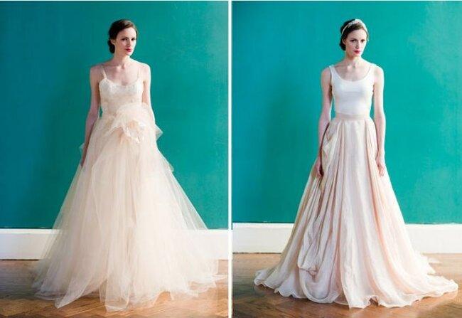 Suknie ślubne z kolekcji Carol Hannah 2013
