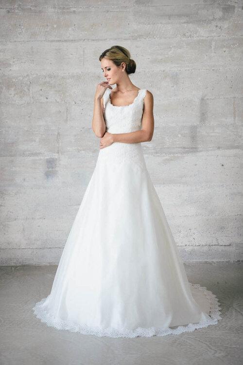 Die atemberaubendsten Brautkleider mit voluminösen Röcken aus den ...