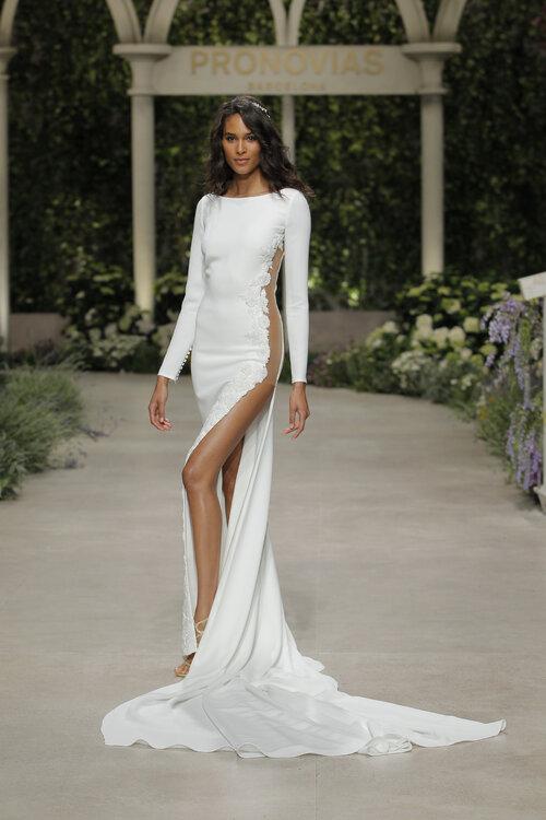 Tendencia en vestidos de novia para el 2019