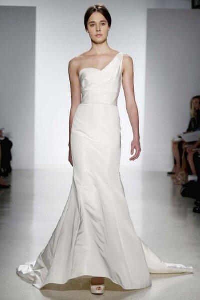 Vestido de novia Amsale - Primavera 2014