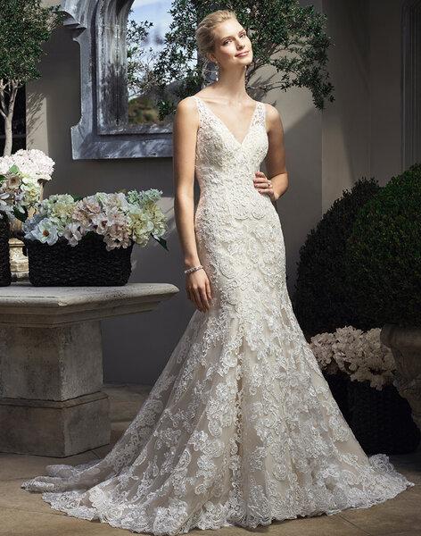 2206, Casablanca Bridal.