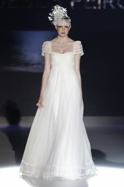 Jesus Peiro 2013 wedding dress