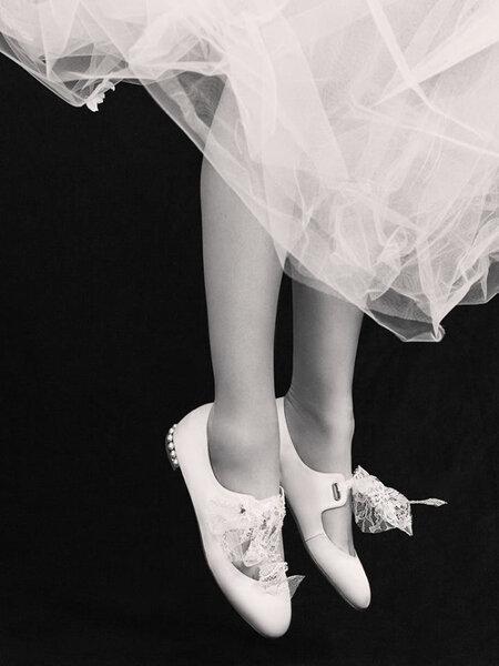 Acessórios para a noiva do milénio
