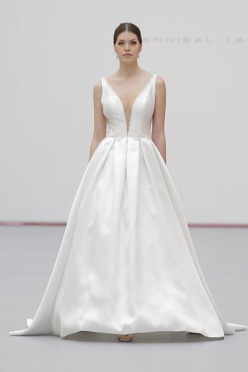 Disenadores vestidos de novia alta costura