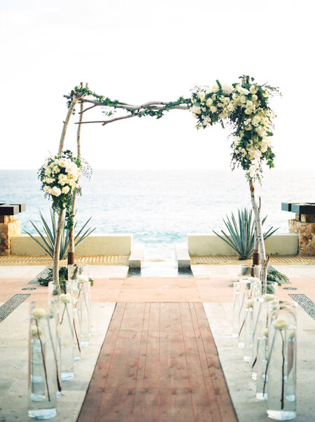 d coration de mariage la plage 2017 un cadre de r ve pour votre jour j. Black Bedroom Furniture Sets. Home Design Ideas