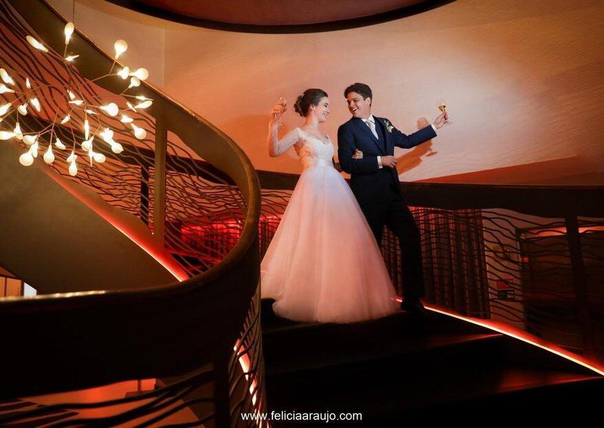 SUD Lisboa Hall: Your Dream Destination Wedding In Portugal