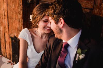 Tú dibujas mi sonrisa: La boda de Karo y Jerry en Pátzcuaro