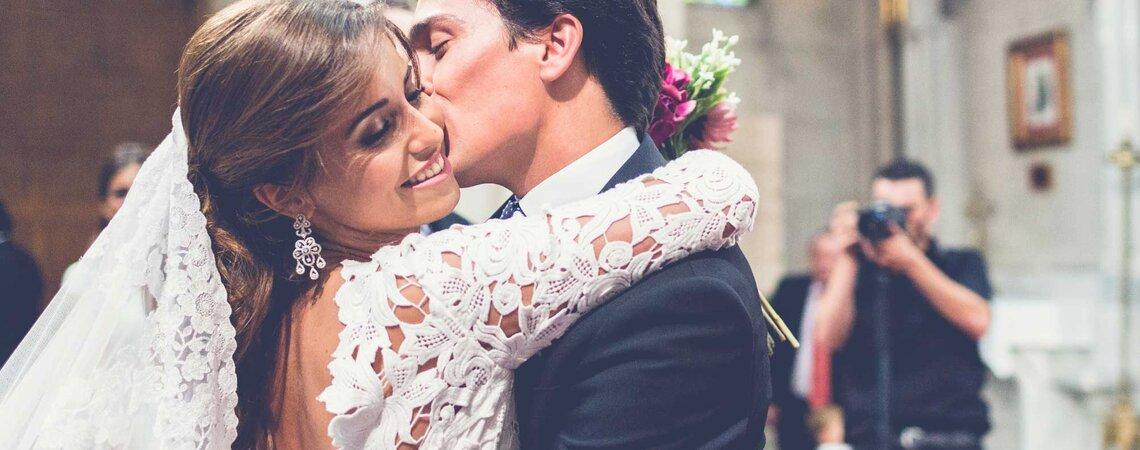 Los textos de boda más románticos para una ceremonia religiosa