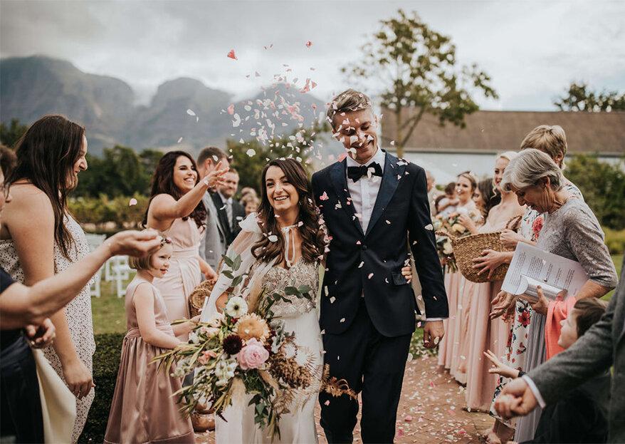 As vantagens legais e económicas que um casamento proporciona