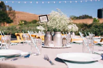 Estilo delicado y único con flores de nube: Las mejores ideas para decorar tu boda
