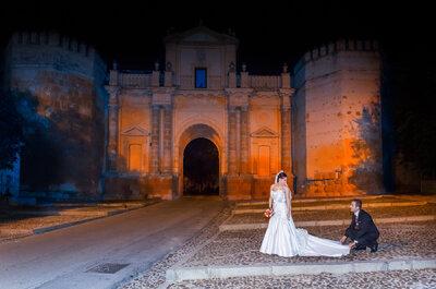 Las fotografías de tu boda son irrepetibles, ¡no te arriesgues!