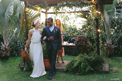 10 dos melhores locais para mini wedding no Rio de Janeiro!