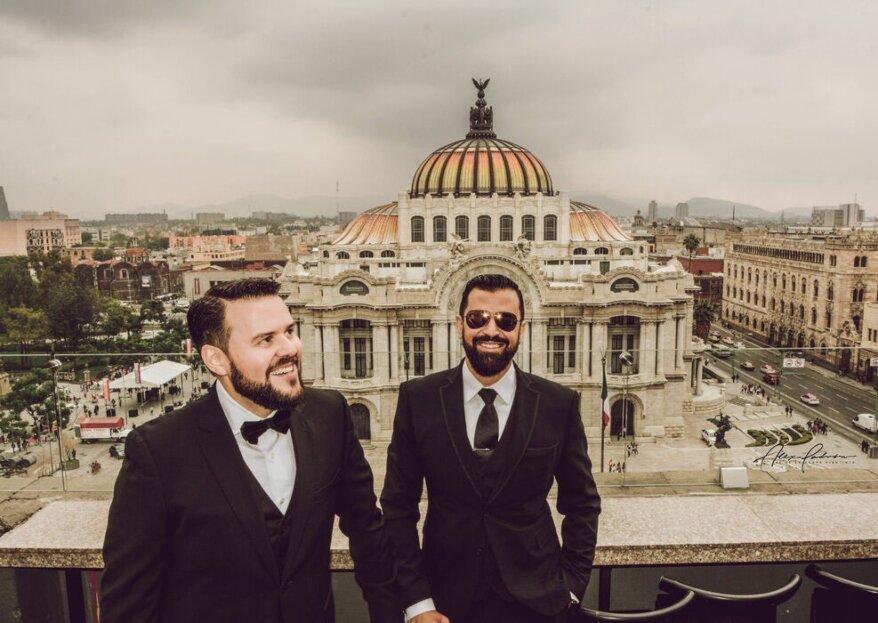 Bodas Gay México: la empresa mexicana experta en bodas igualitarias que superará tus expectativas