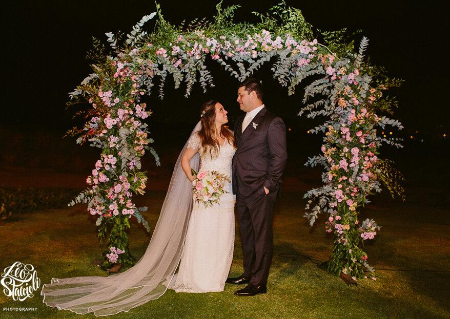 Bernardo & Mariana: casamento romântico organizado com muito carinho e boas energias