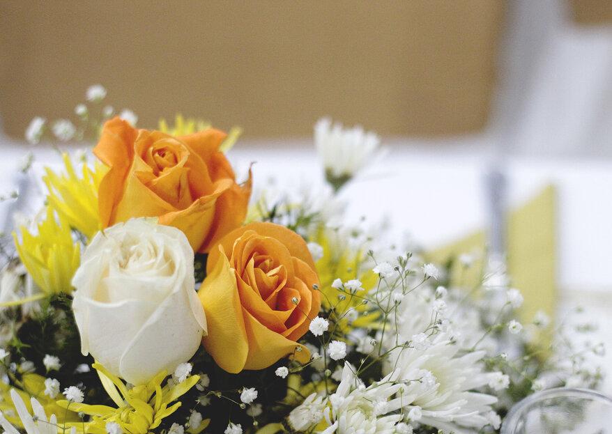 Tu boda: un sueño hecho realidad con la excelente asesoría de Organización Isabella
