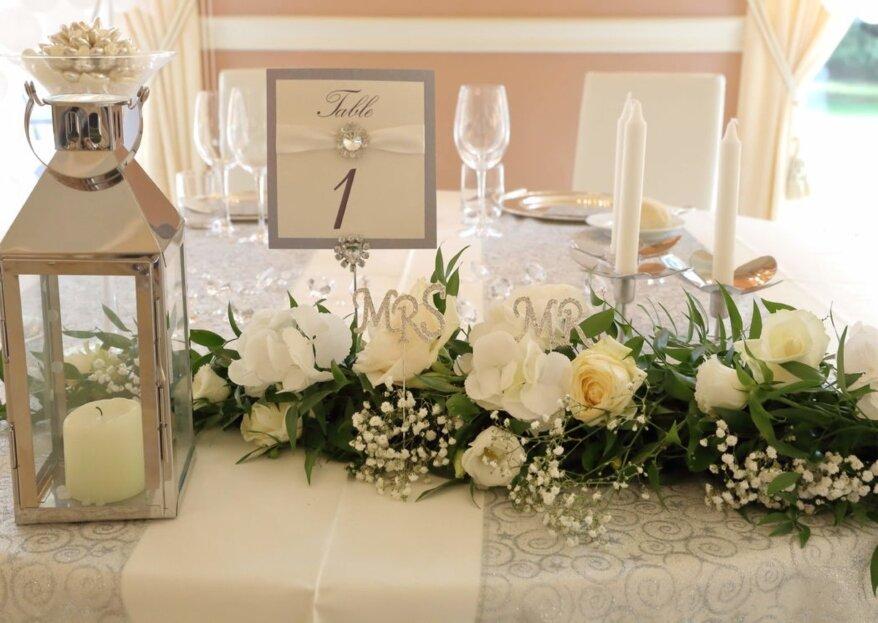 Gypsophila Wedding And Event: impreziosire le tue nozze non è mai stato così divertente