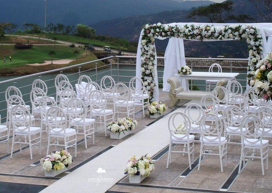 Chely Gómez Event Planner y sus bodas de película