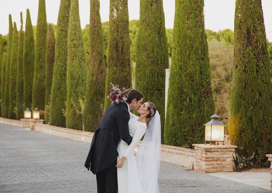 Un día lleno de emociones: la boda de Celia y Daniel