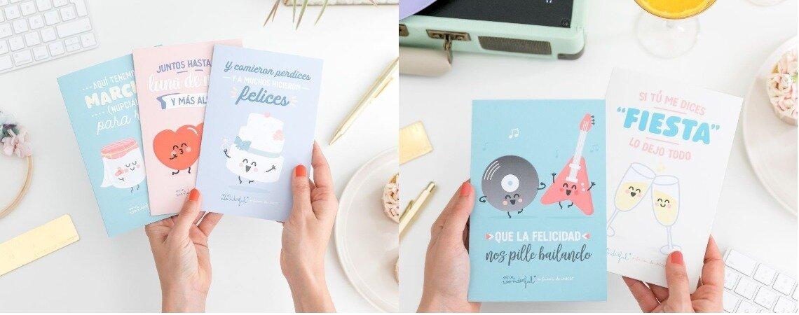 UNICEF y Mr. Wonderful vuelven a unirse para que el día de tu boda sea inolvidable