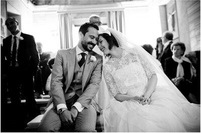 Eva e Alessio, real wedding vintage e low budget: Km 0, divertimento a 1000!