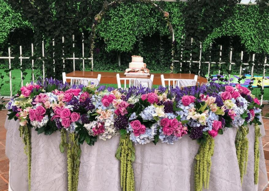 Tu boda en el maravilloso Jardín Zacapa. ¡Te enamorarás de cada rincón!