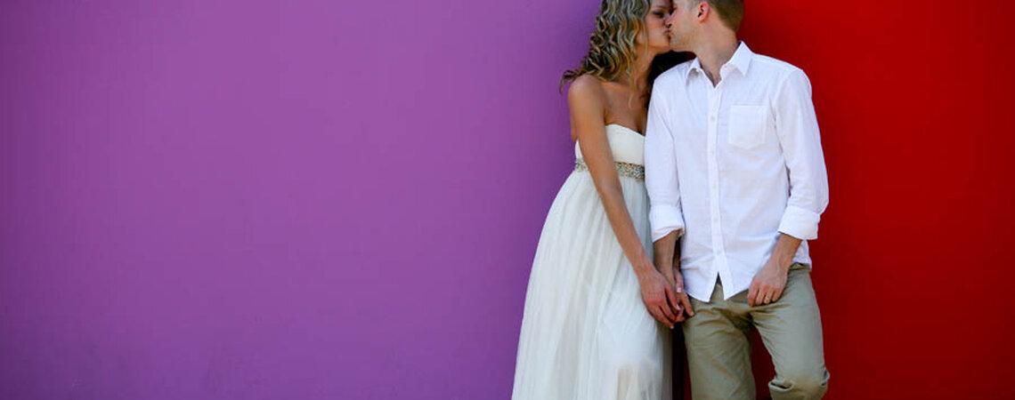 Conoce los trucos para escoger la paleta de colores en tu boda