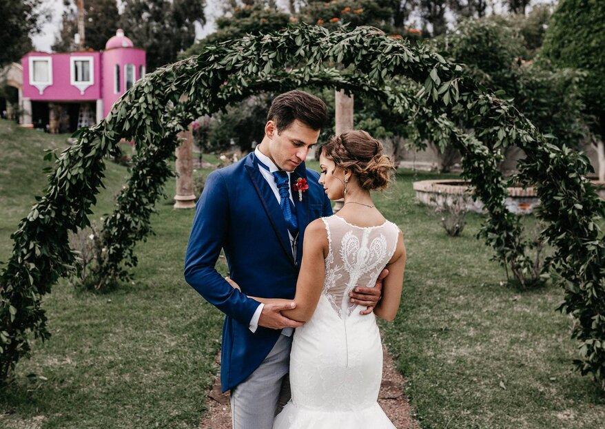 18 reglas básicas de protocolo para bodas que ¡debes dominar!