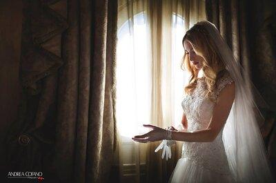 Le 5 cose da fare prima di indossare finalmente il tuo abito da sposa