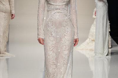 Os 20 vestidos de noiva mais originais da White Gallery 2014