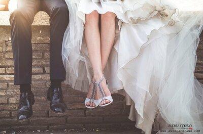 Speciale scarpe da sposa 2016: i MUST HAVE da non perdere