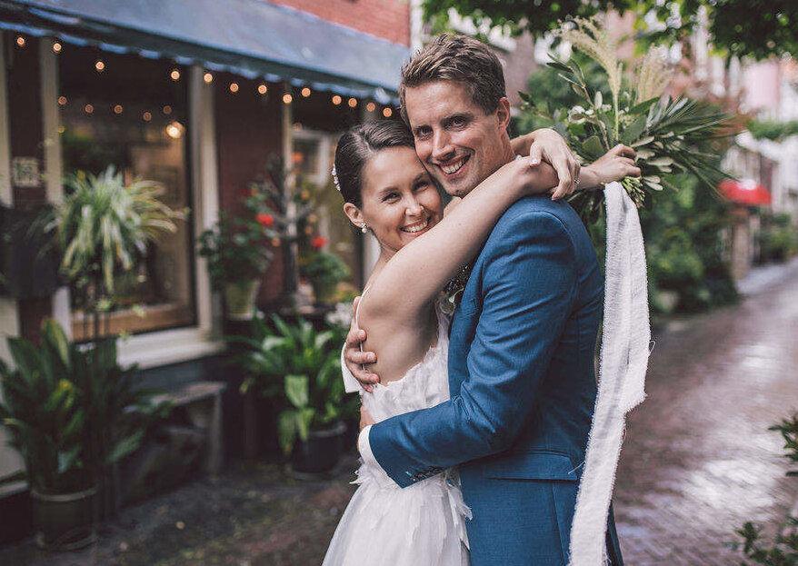 Zelf bruidsmake-up doen of visagist inhuren?